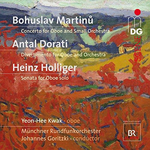 martinu-dorati-holliger-oboe-works