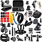 Gogolook-57-in-1-Outdoor-Sports-Action-Camera-Accessories-Kits-for-Gopro-4321-SJ4000-SJ5000