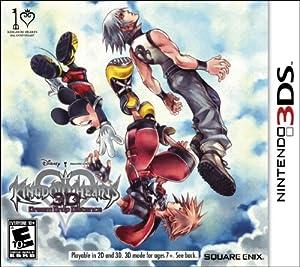 Kingdom Hearts 3D Dream Drop Distance from Square Enix