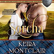 Sorcha: The Highland Clan, Book 8 | Keira Montclair
