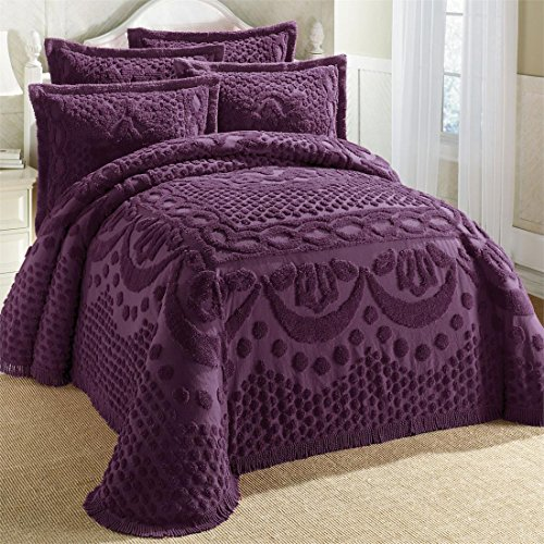 Brylanehome Georgia Cotton Throw Bedspread front-579691