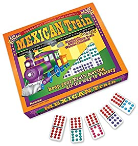 Puremco Mexican Train Dominoes