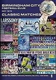 Birmingham City - Classic Matches [DVD] [Reino Unido]