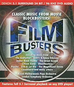 Film Busters Dvd Audio by Denon