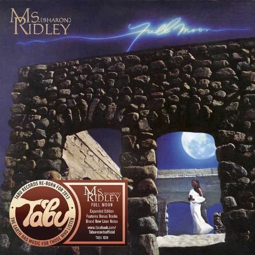 Ms. (Sharon) Ridley-Full Moon-Remastered-CD-2013-DLiTE Download