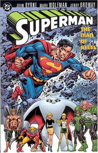 Superman The Man Of Steel TP Vol 03