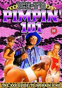 Ice-T's Pimpin' 101 [DVD]