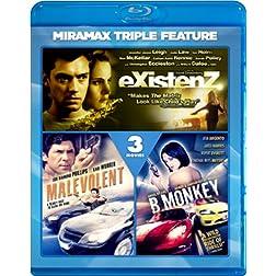 Existenz / B Monkey / Malevolent [Blu-ray]