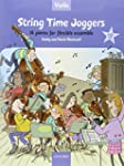 String Time Joggers Violin Book + CD:...