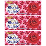 Amrutha Aromatics Shahi Gulab Incense Sticks 95G (Pack Of 3)