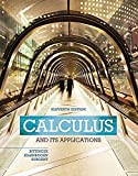 img - for Calculus And Its Applications Plus MyMathLab with Pearson eText -- Access Card Package (11th Edition) (Bittinger, Ellenbogen & Surgent, The Calculus and Its Applications Series) book / textbook / text book