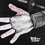 WODies 2in1 WOD Grips, wrist wraps, palm protector