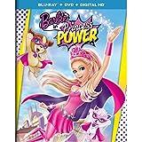 Barbie in Princess Power (Blu-ray + DVD + DIGITAL HD)