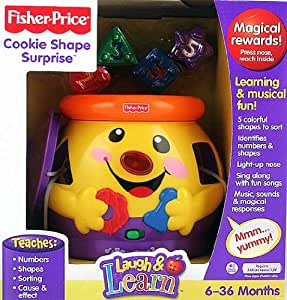 Fisher Price Surprise Shapes