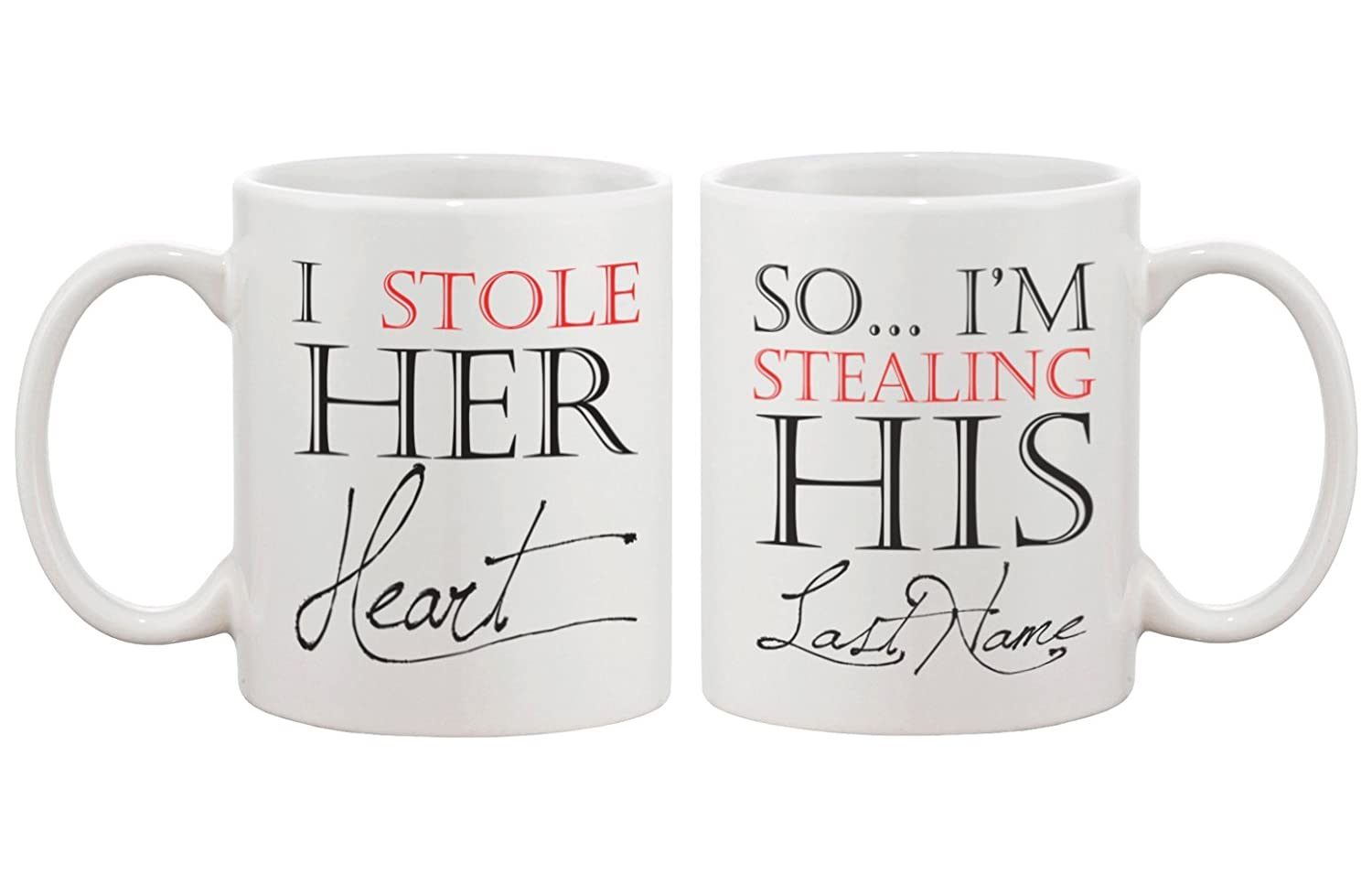 His And Her Wedding Gifts Ideas : ... Wedding and Engagement Gift for Newlyweds Wedding Gifts Library