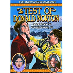 Test of Donald Norton (Silent)