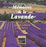 echange, troc Gilbert Fabiani, Alain Christof - Mémoires de la Lavande