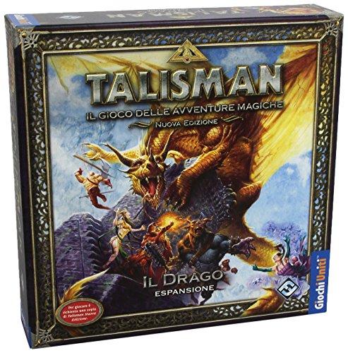 Giochi uniti talisman il drago - Talisman gioco da tavolo ...