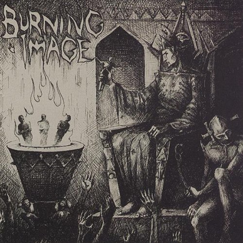 1983-1987, Burning Image