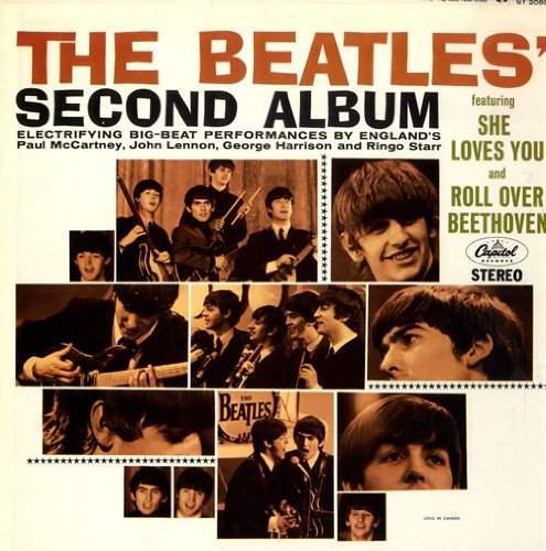 The Beatles' Second Album - 2nd by The Beatles