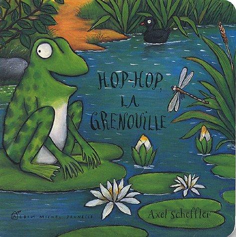 Hop-Hop, la grenouille