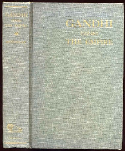 Gandhi Versus Teh Empire, Haridas T. Muzumdar