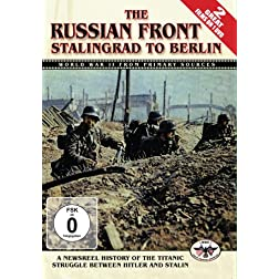 The Russian Front - Stalingrad to Berlin