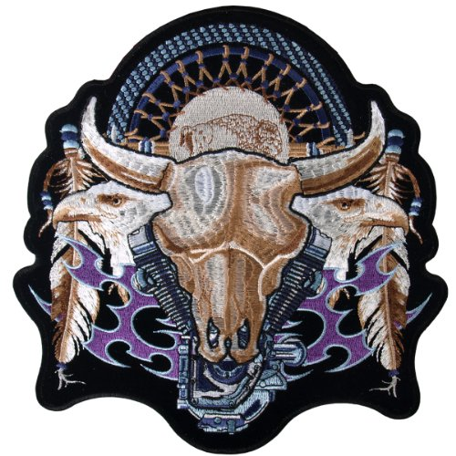 Hot Leathers Badlands Patch (1