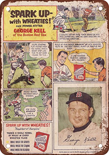 1953-george-kell-para-samfme-wheaties-de-metal-sign