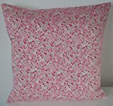 Liberty of London Tana Lawn Fabric cushion cover 16