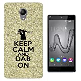 002785 - Keep Calm And Dab On Dance Hip Hop RnB Design Wiko