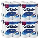 Cottonelle Clean Care Toilet Paper, D...