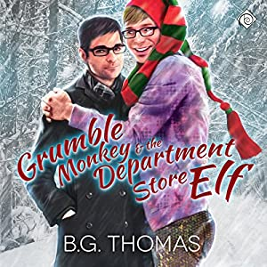 Grumble Monkey and the Department Store Elf Audiobook