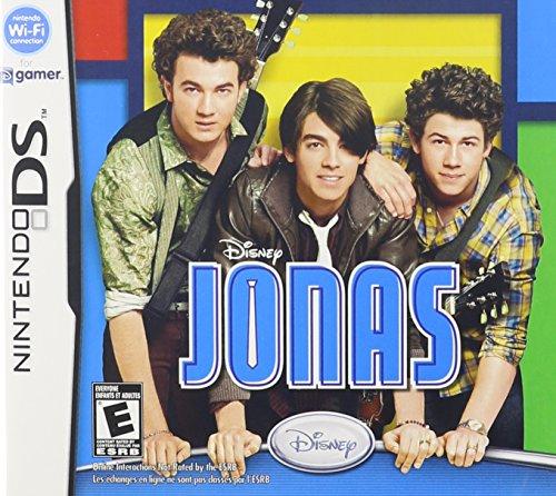 Disney's Jonas Brothers - Nintendo DS - 1