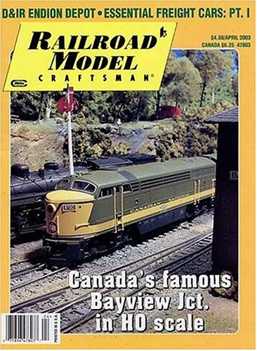 Best Price for Railroad Model Craftsman Magazine Subscription