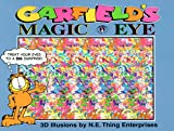 img - for Garfield's Magic Eye: 3D Illusions book / textbook / text book