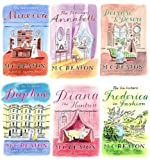 M. C. Beaton Six Sisters Collection (Six books: Minerva; The Taming of the Shrew; Deirdre and Desire; Daphne; Diana the Huntress; Frederica in Fashion). RRP £41.94 (Six Sisters)