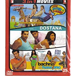Mere Brother Ki Dulhan / Dostana / Bachna Ae Haseeno