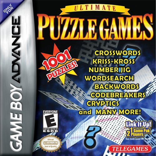 Ultimate Puzzle Games - 1