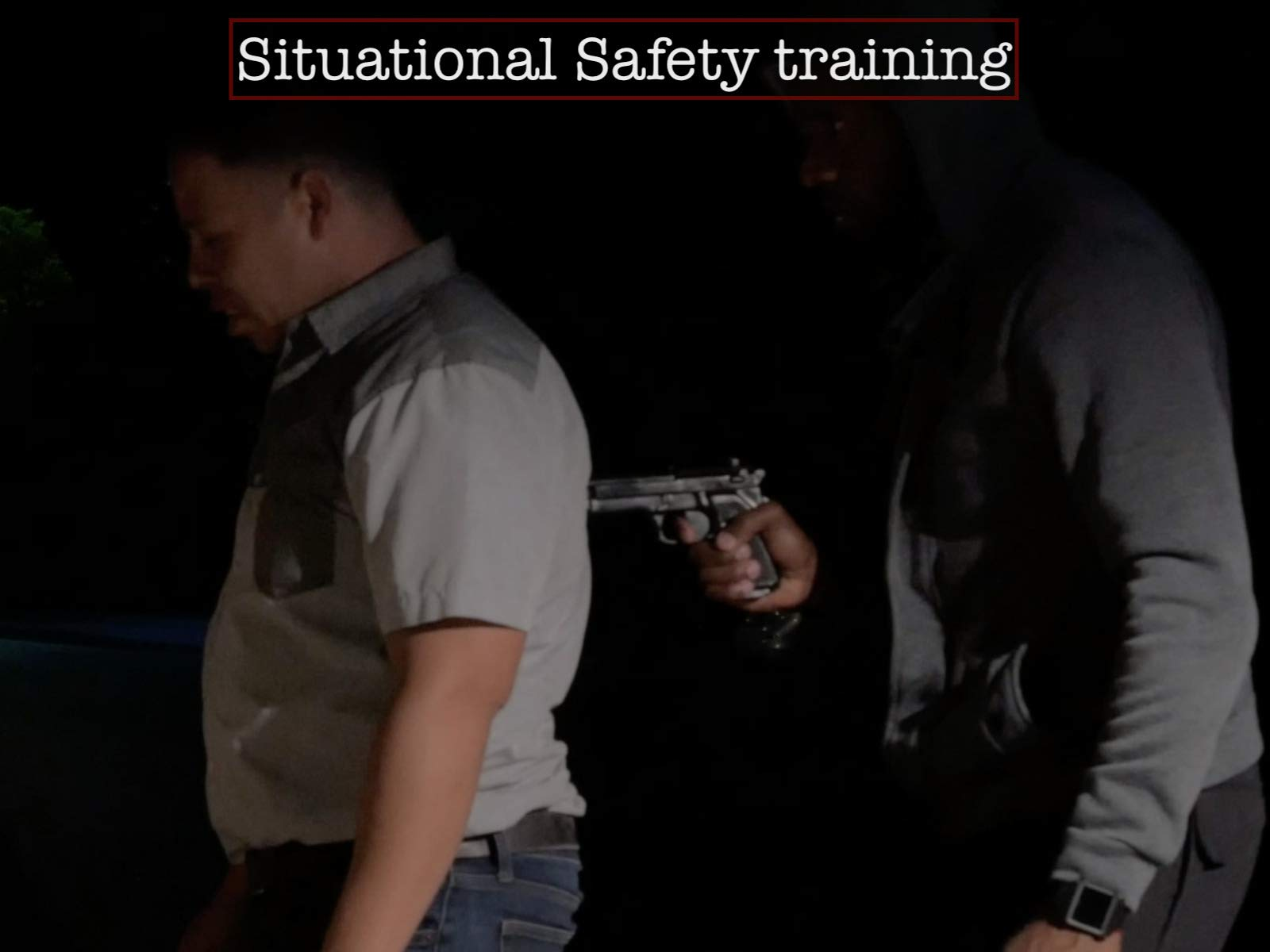 Situational Safety training on Amazon Prime Instant Video UK