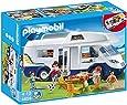 Playmobil - Caravana familiar, set de juego (4859)