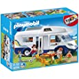 Playmobil - Caravana familiar, set de juego (4859)