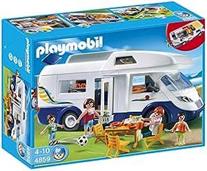 PLAYMOBIL Family Motorhome