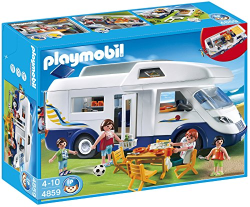 PLAYMOBIL Family Motorhome (Discontinued by manufacturer) (Camper Playmobil compare prices)