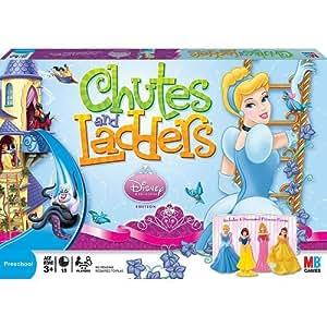 Chutes and Ladders Disney Princess