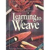 Learning to Weave, Revised Edition ~ Deborah Chandler