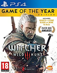 The Witcher 3 - Game of the Year Edition (PS4)