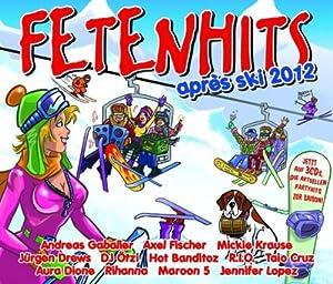 Fetenhits Apres Ski 2012