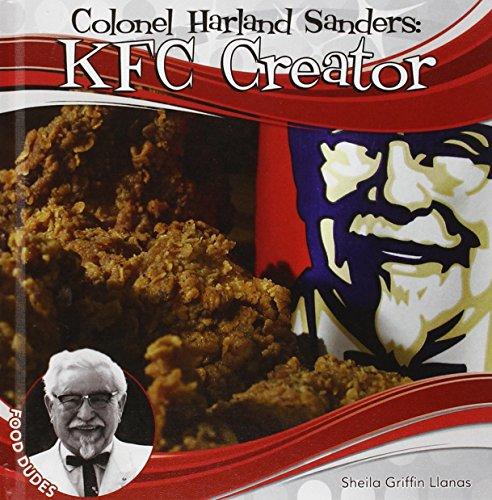 colonel-harland-sanders-kfc-creator-food-dudes