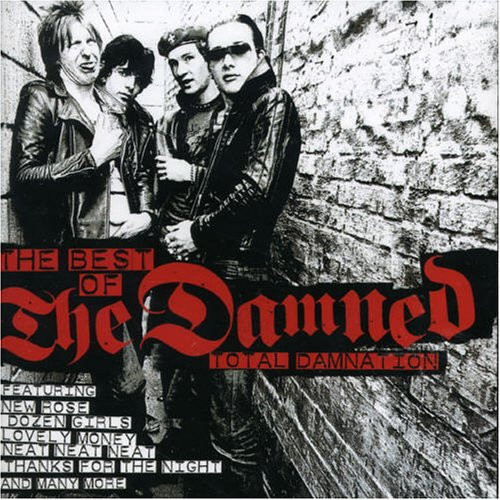 The Damned - Total Damnation - Zortam Music